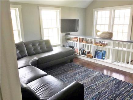 Nantucket town, Town Nantucket vacation rental - Upstairs Sitting Area