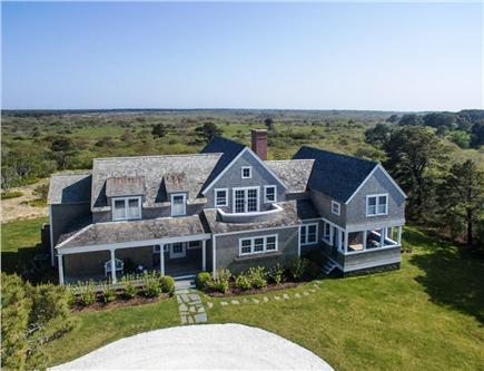 Dionis Nantucket vacation rental - Front View of Home