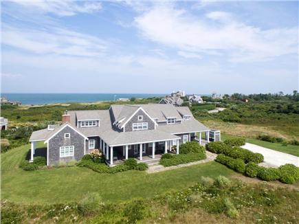 Dionis Nantucket vacation rental - Front of Home