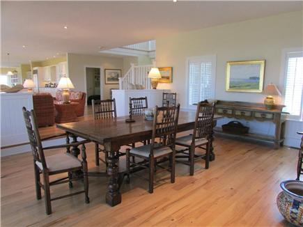 Dionis Nantucket vacation rental - Dining Room