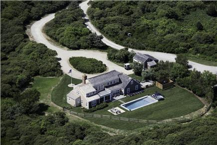 Quidnet, Nantucket Nantucket vacation rental - Aerial view of High Point compound