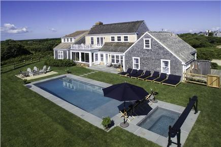 Quidnet, Nantucket Nantucket vacation rental - Pools, firepit, patio, and open yard