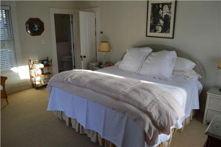 Nantucket town Nantucket vacation rental - Master Bedroom en suite