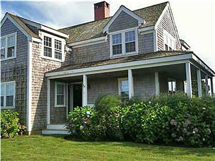 Siasconset Nantucket vacation rental - Front Porch