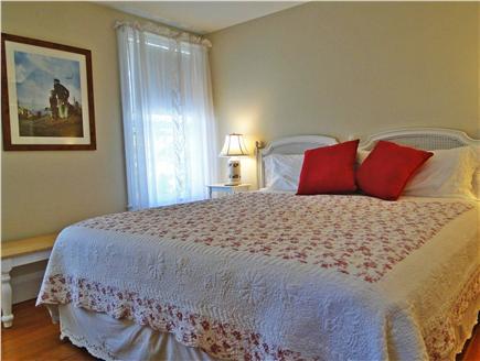 Nantucket town Nantucket vacation rental - King Bedroom   (additional Queen bedroom not shown)