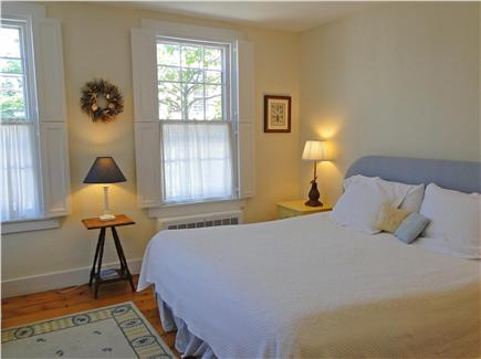 Nantucket town Nantucket vacation rental - King Master Bedroom with ensuite Bath