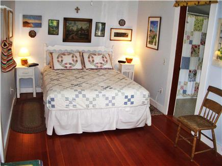 Nantucket town Nantucket vacation rental - Tranquil master bedroom with attached full bath