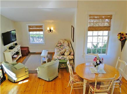 Nantucket town Nantucket vacation rental - Living room with TV/VCR/DVD/Stereo