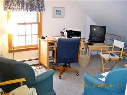 Nantucket town Nantucket vacation rental - Second floor loft area