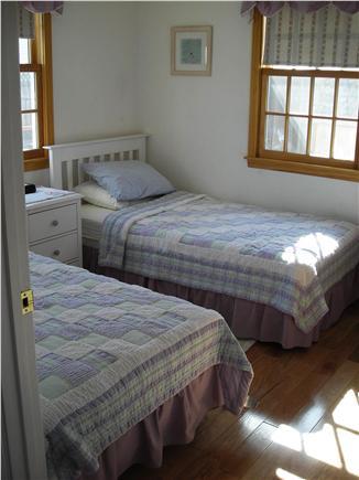 Nantucket town Nantucket vacation rental - Bedroom-First floor-twins