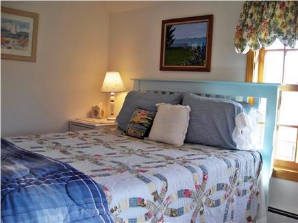 Nantucket town Nantucket vacation rental - Bedroom-second floor queen