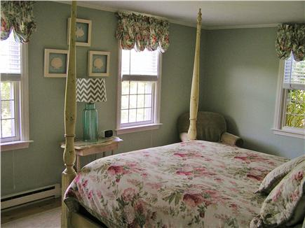 Tom Nevers East Nantucket vacation rental - Queen Bedroom...1st Floor...newly furnished for summer '15.