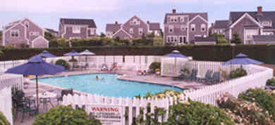 Mid-island, Naushop Nantucket vacation rental - Community Pool