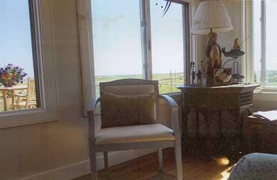 Surfside Nantucket Nantucket vacation rental - Enjoy spectacular water views from spacious sunporch