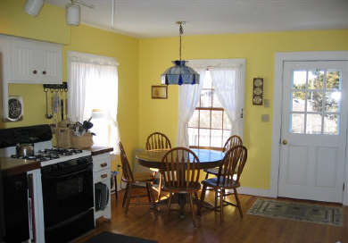 Surfside Nantucket Nantucket vacation rental - Eat-in Kitchen
