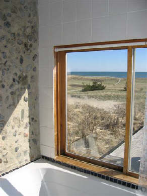 Surfside Nantucket Nantucket vacation rental - Jacuzzi tub with a  water view
