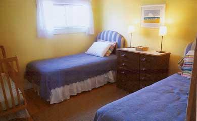 Surfside Nantucket Nantucket vacation rental - Twin Bedroom