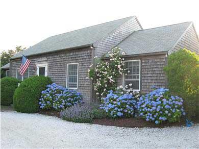 Mid-island, Nashaquisset Nantucket vacation rental - Mid-island Vacation Rental ID 9639